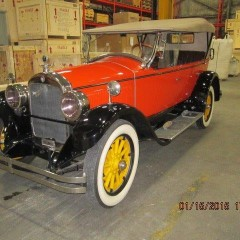 1925 Hupmobile Eight